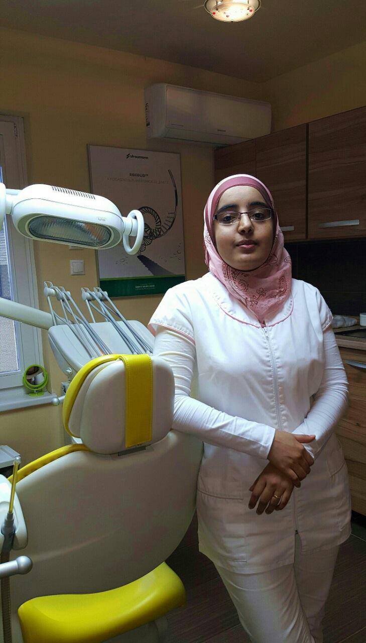 Dr.Al-Hammadi Wesam, Fogorvos